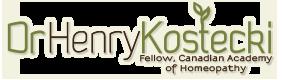 Dr. Henry Kostecki
